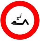 Prohibido dormirse