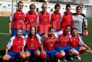 Collerense Femenino campeón de liga
