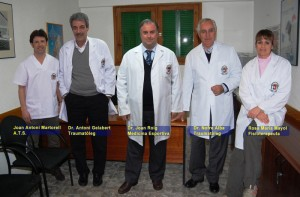 Equip Mèdic de la Mutualidad