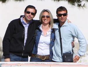 Fornes, Xisca y Ferrer Perello.