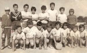 La Oje Alevin temp. 1972-73