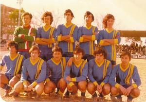 CD Olimpic Juvenil DH. temp. 1981-82. Pusa sobre la foto para ampliarla