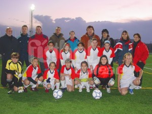 Selección Sub-12 Femenina