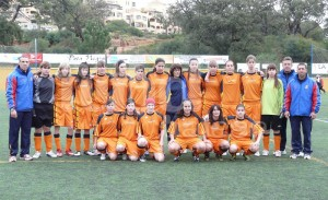Selección Femenina Sub-16
