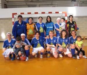 Sporting Mahones Fútbol Sala Femenino