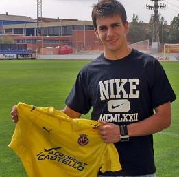 Jordi Plablo debuta con el Villarreal