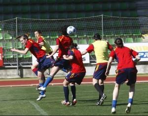 España Sub-19 Femenina