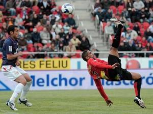 Gol de Santana