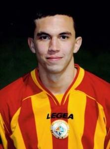 La víctima, Guillem Calvo Perelló, en paz descanse.