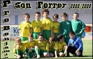 Prebenjamin Son Ferrer