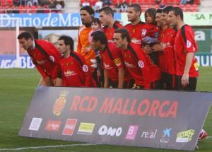El Mallorca está salvado