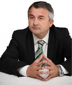Paco Segarra Presidente del Sporting Mahones