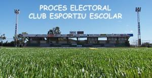 Elecciones en el CE. Escolar