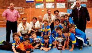 Asturias campeona