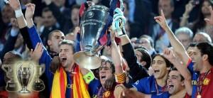 Copa del Rey. Liga y Champions, triplete para el Barça