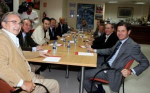 Reunión del consejo asesor del Mallorca