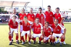 SD Ibiza vence en casa en el último partido.