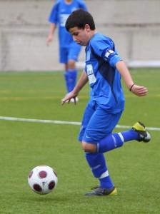 Onofre consigue dos goles para su equipo