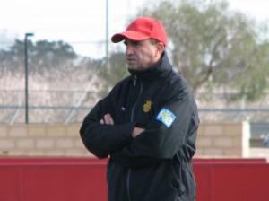 Jaime Bauza míster del Mallorca B