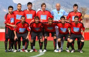 El Mallorca B pierde por la mínima y de forma injusta.