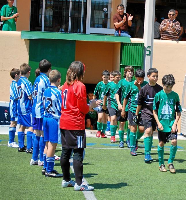 ibiza alevines campeonato de liga de f tbol 7 alevines On federacion madrilena de futbol 7 benjamin