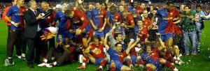 El Barça Rey de Copas