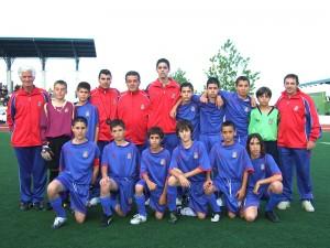 Selección Balear Alevín