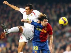 El Mallorca recibe al campeón de copa