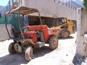 Empiezan las obras en el municipal de Soller