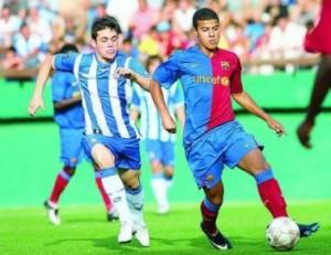 Cantera del Barça