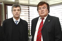 Villar y Bestard en foto de archivo