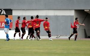 Castillo CF 2-1 Mallorca B