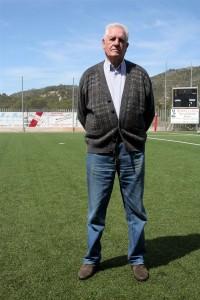 Pedro Zamacona una leyenda del Futbol Vasco