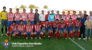 Contra el Don Benito en el Ono
