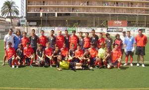 Campeones de la Arete Cup de Girona