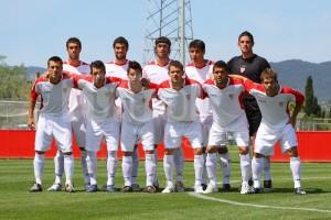 El Sevilla juvenil está en semifinales