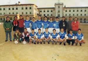 Colegio S. Pedro Infantil, temp.93-94. Pulsa sobre la foto para ampliarla