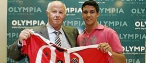 Carlos Pomares, de 16 años, firmará un contrato de tres temporadas