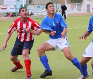 Manolo Rueda jugó en el Jerez