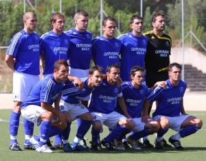 El SAn Rafael es nuevo equipo de Tercera División.