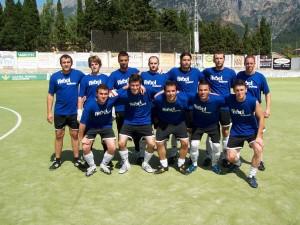 Plantilla del Soller 2008/09