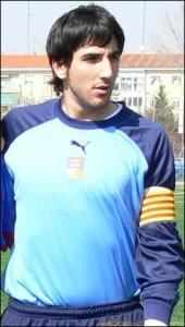 Tomeu Nadal en su etapa con la Selección Balear Juvenil.