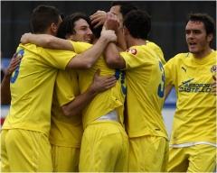 El Villarreal B consigue el ascenso
