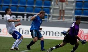 Rubén Carreras. El joven jugador apuesta por dejar Menorca