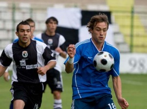 Rubén. El jugador alaiorense cambia Maó por Palma para jugar en el Mallorca B