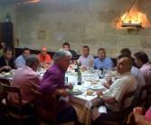 Cena del Sporting Mahones