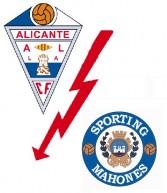 Alicante - Sporting Mahones en la primera eliminatoria de la Copa del Rey