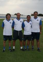 Cuerpo técnico del Sporting