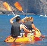 El domingo la plantilla protagonizará una jornada de kayak