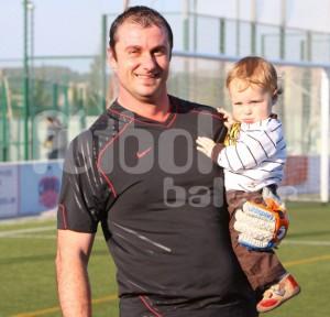 Alcover defenderá la porteríz del Santanyi la próxima temporada